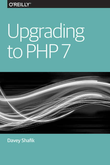 Book Cover: Upgrading to PHP 7